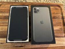 Apple iPhone 11 Pro Max 512GB Midnight Green Unlocked BRAND NEW Condition