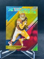 2019 Panini XR Tony Gonzalez Gilded Greats Gold /10 SSP Hall Of Fame Chiefs
