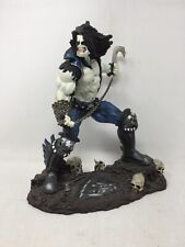 DC Direct Lobo Full Size Statue  / DC Comics / Superman Limited Edition Numbered