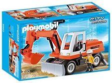 Playmobil véhicules city pour Tracteurs