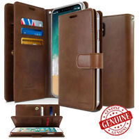 For APPLE iPhone 11 Pro MAX Case Leather Wallet Card Holder Flip Dual Case Cover