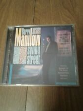 Swing Street by Barry Manilow (CD, 1996, BMG/Arista)