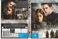 Dvd's * Twilight * 2008 Kristen Stewart - 2 Disc Special Edition Drama Thriller
