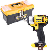 Dewalt DCF880 18V XR Compact Impact Wrench With 16inch/41cm Tool Storage Box