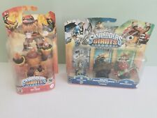 Skylander Giants Hot Head & Golden DragonFire Cannon Battle Bundle PS4, Xbox One