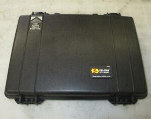 Pelican 1470 Protector Case Black w/ Soft Foam Insert