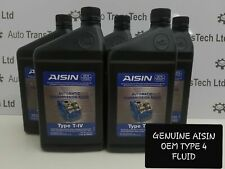ford c max aisin oem atf-0t4 automatic transmission gearbox oil 5L genuine