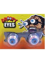Joke Goofy Droopy Eyes Funny Glasses