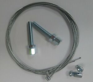 Gas Fire Cable Fixing Kit (2107)