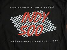 Vtg NOS 90s Indy 500 Indianapolis Motor Speedway T-Shirt Medium M