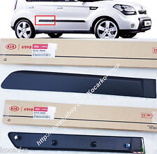 Rear Door Side Body Waist Line Molding Right Side RH 1PC For KIA Soul 2009-2013