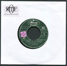 LES FORMULES 3 - Mercury 154.620 - Auprès de ma Blonde + 1 - ORTF LILLE