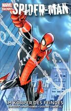 SPIDER-MAN paperback HC #1,2,3,4,5,6,7,8,9+10 LIM. Variant-Hardcover MARVEL NOW