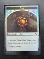 Clue - Unstable Foil Token - Mtg Card # 5H36
