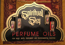 BODY OIL - THE ORIGINAL- SPIRITUAL SKY ESSENTIAL PERFUME OIL