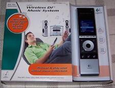 LOGITECH Wireless DJ Music Broadcasting System from PC