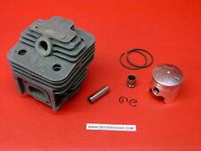 Kit cylindre piston cage à aiguilles segments axe clips 40mm débroussailleuse