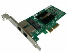 HP NC360T Dual-Port Gigabit NIC PCI-E Server Adaptor PCIE Full Profile Card