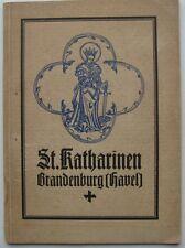 Brandenburg an der Havel Grasow Führer durch die Katharinenkirche St. Katharinen