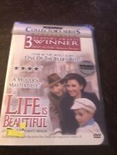 Life Is Beautiful Dvd 1999 Collector's Series Widescreen Brand New Sealed