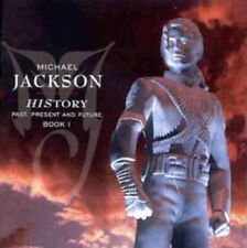 Michael Jackson : HIStory: Past, Present and Future: Book 1 CD (2009) ***NEW***