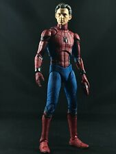 Mafex Spider-Man Homecoming No. 47 with custom head