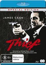 *New & Sealed*  Thief - Special Edition (Blu-ray, 2016, 2-Disc Set) James Caan