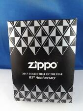 ZIPPO ARMOR LIGHTER 85th ANNIVERSARY 2017 COLLECTIBLE OF THE YEAR NUBERED