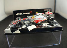Minichamps Vodafone Mc Laren Mercedes MP4/22 Hamilton edn 43 n°84 neuf 1/43 MIB