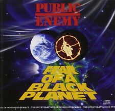 Public Enemy Fear Of A Black Planet CD NEW SEALED