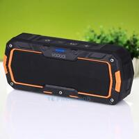 New VODOOL Outdoor Sport Bluetooth 4.1 Wireless Waterproof Mini Portable Speaker