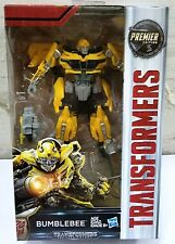 HASBRO TRANSFORMERS MOVIE 5 THE LAST KNIGHT BUMBLEBEE Premier Edition