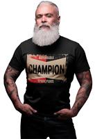 Champion Sparkplugs Vintage Men's T-Shirt