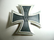 Orden :  Eisernes Kreuz 1. Klasse    1914  EK      Mit Hersteller :  KO