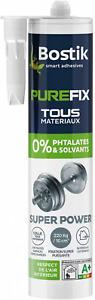 Bostik Mastic de Fixation Super Power – Objets Lourds – Colle Tous Les...