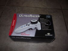 ULTRA RACER SONY PLAYSTATION 1 ps1 VOLANTE Controller