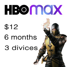 HB0max - Premium - 6 Months, 3 Devices Private Account