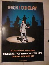 Beck Promotional Odelay Australian Tour Edition Poster 805 x 635 mm Huge Poster