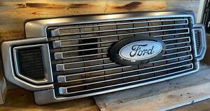 2020-21 Ford Superduty OEM High Flow Grill F250 F350 F450 Custom Painted