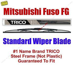 Wiper Blade (Qty 1) Standard - fits 1990-1993 Mitsubishi Fuso FG - 30190
