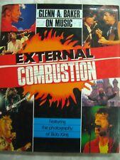 External Combustion Glenn A. Baker on Music Bob King hcdj c18
