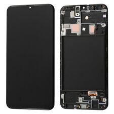 OEM For Samsung Galaxy A20 A205 OLED Display LCD Touch Screen Digitizer+Frame US