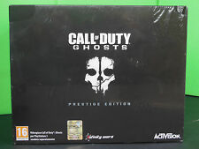 Call of Duty- Ghosts - Prestige Edition - PS3 - Nuovo - Gioco in omaggio