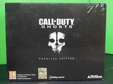 Call of Duty- Ghosts - Prestige Edition - PS3 - Nuovo - Gioco in omaggio