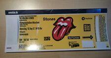 1-2 Tickets für The Rolling Stones - München, Innenraum Stehplatz, 12.09.2017