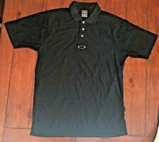 Oakley Men's Polo Shirt Men's Small Black