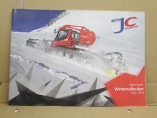 Jägerndorfer Collection Katalog, Wintercollection 2012/2013, deutsch, 32 Seiten