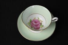 Vintage Rosina English Bone China Tea Cup & Saucer