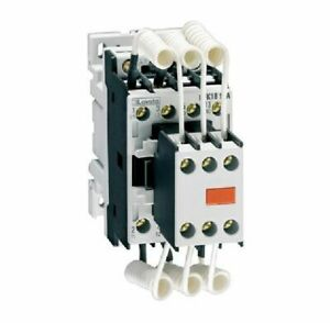 Capacitor Switching Contactor Three Pole 25kVAr @ 400VAC Coil 400VAC/50Hz