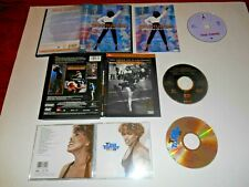 Lot of [3] Tina Turner; 2 DVD + CD ] One Last Time Live in Concert DVD +  Read!!